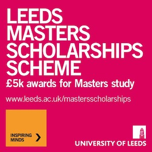 Masters Scholarships