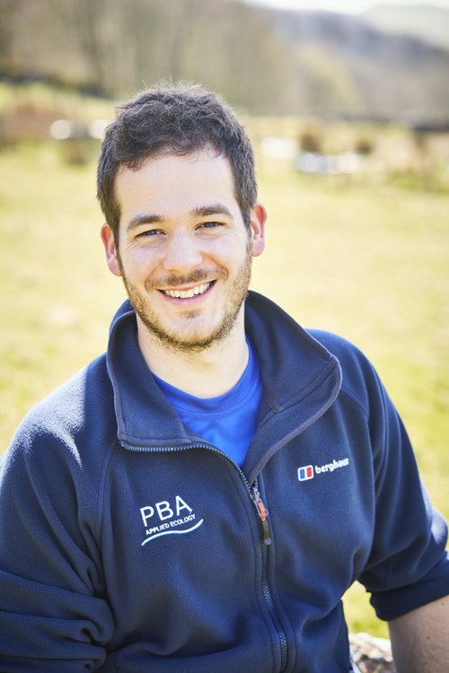 Andrew Blincow: MSc Biodiversity and Conservation
