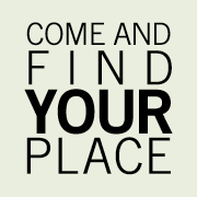 Come and find your place