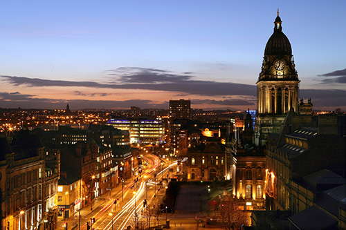 Leeds: a global city