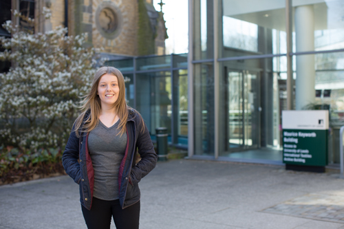 Kiera Emmott, BSc Biology with Enterprise