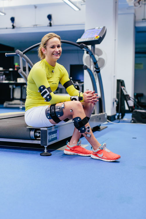 Sarah Carter: BSc Sport and Exercise Science