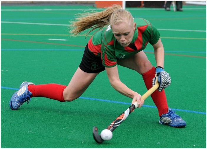 Laura Sugar, BSc Sport and Exercise Sciences, is a Sports Scholar and plays hockey for Wales at Senior International level.