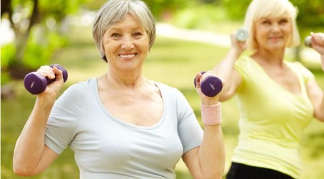 Interval workouts for older women may improve health of blood vessels