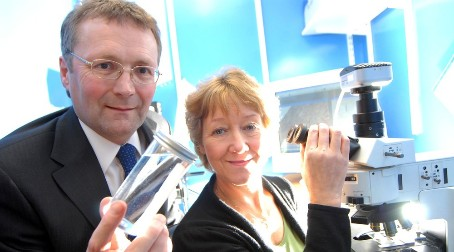 Leeds Professors shortlisted for European Inventor of the Year 2018