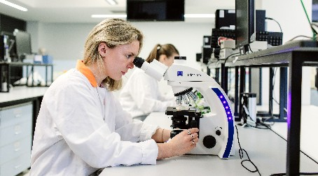 Biological Sciences student success in new University awards