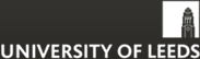 University of Leeds homepage