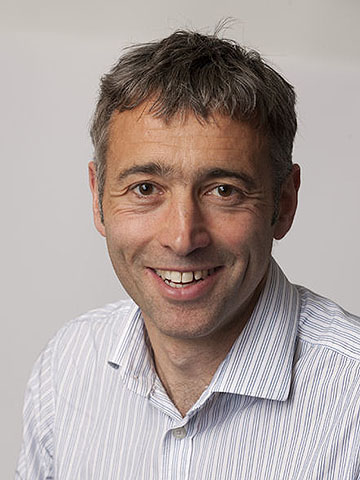 Photo of Prof David Westhead