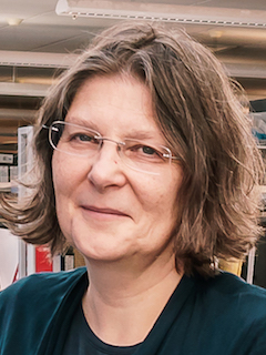 Photo of Prof Michelle Peckham