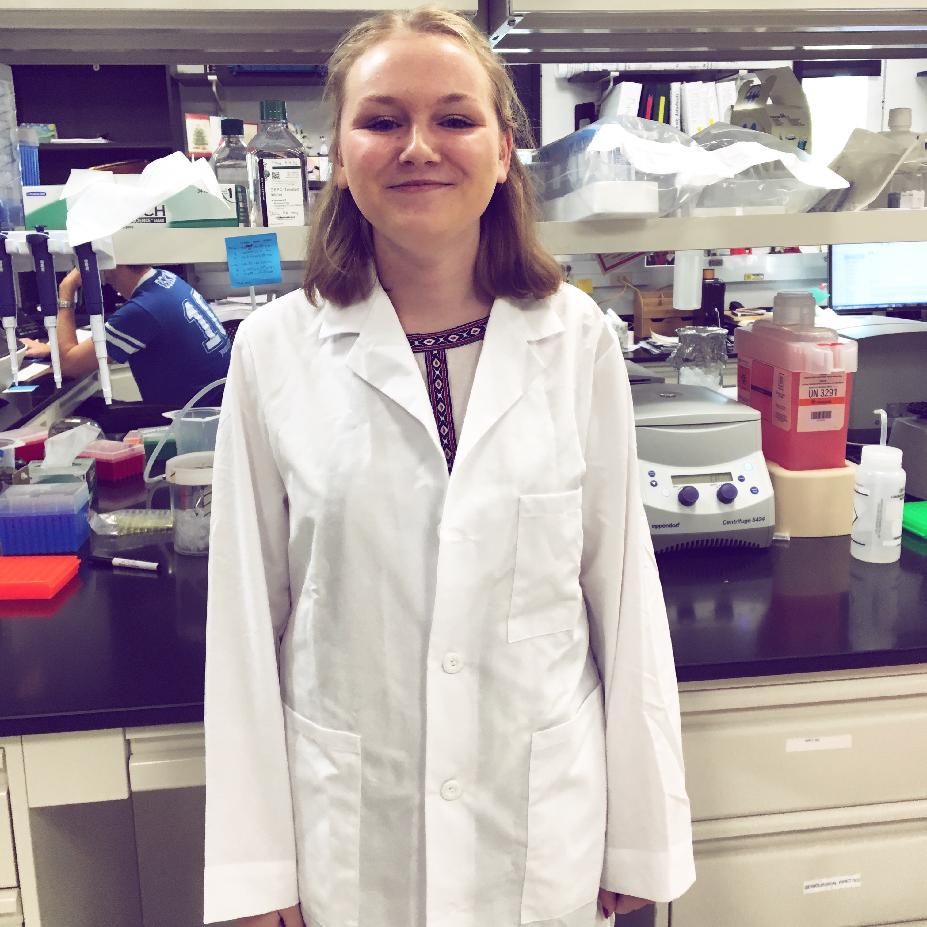 Abigail Byford, MBiol Neuroscience with a Study Year Abroad